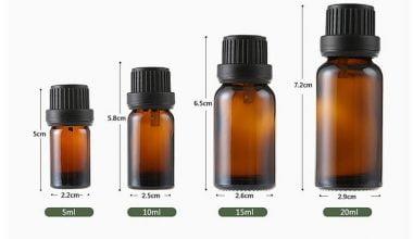 Bảng giá sỉ chai tinh dầu 10ml các loại