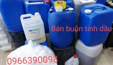 Địa chỉ bán buôn tinh dầu tại TP Hồ Chí Minh