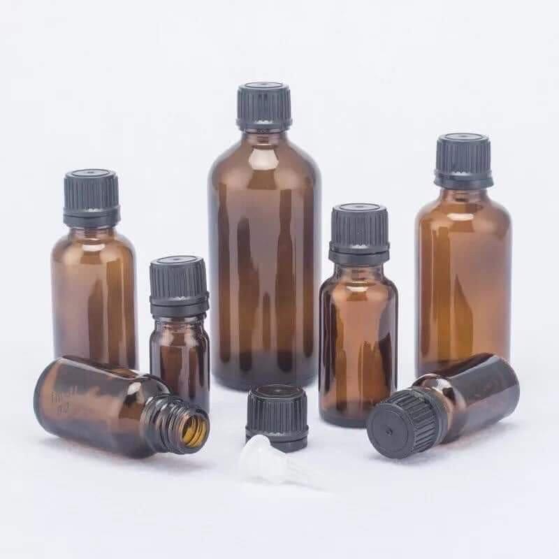 Vỏ chai tinh dầu các loại